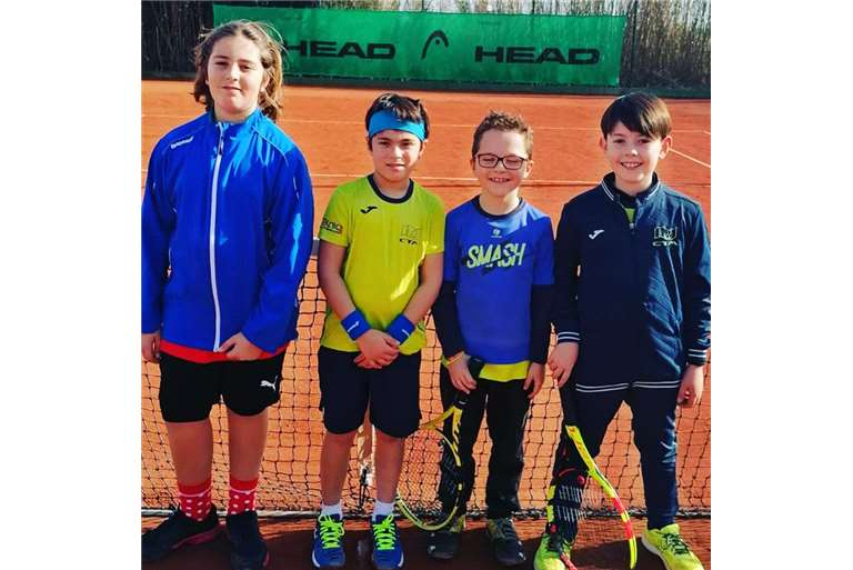 RESULTS TENNIS EQUIPMENT WEEKEND 25 AND 26 JANUARY.