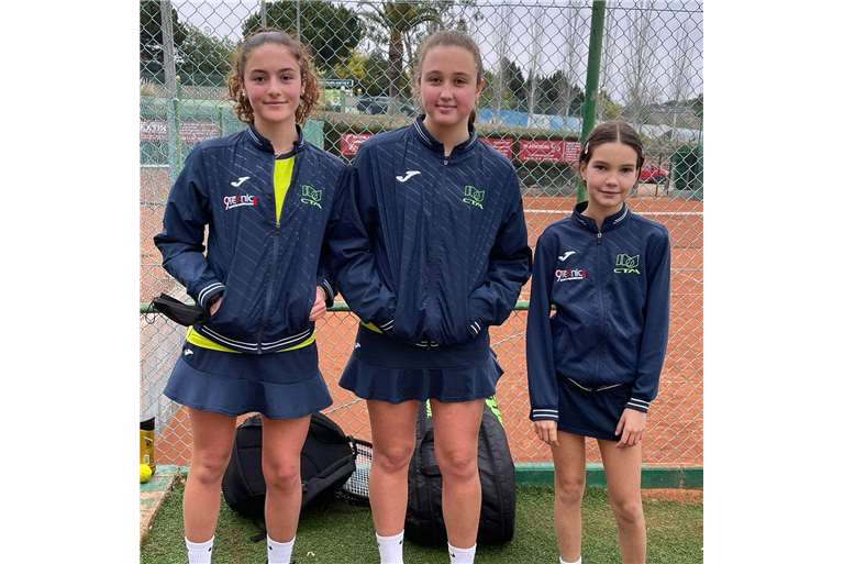 RESULTS TENNIS EQUIPMENTS WEEKEND 2-3 NOVEMBER.  CATALAN LEAGUE.