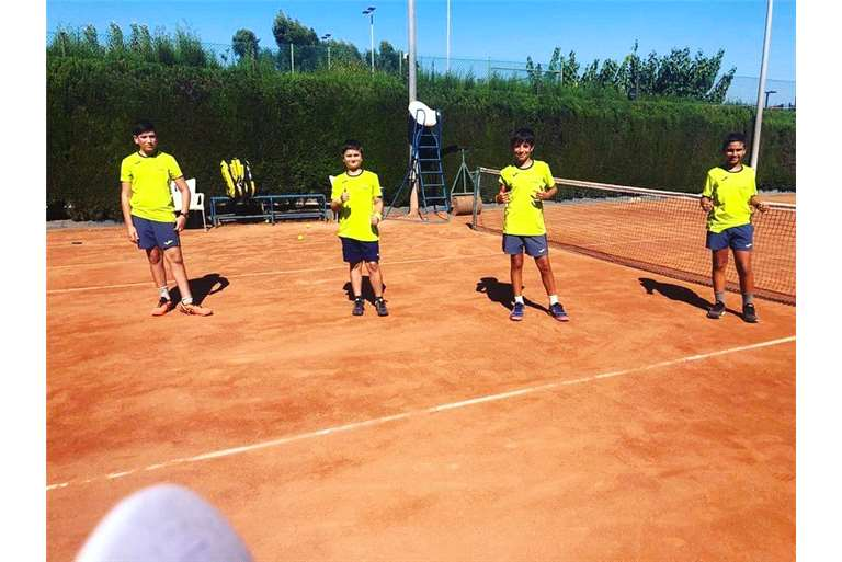 RESULTS TENNIS EQUIPMENTS WEEKEND 9-10 NOVEMBER. CHAMPIONSHIP OF CATALONIA