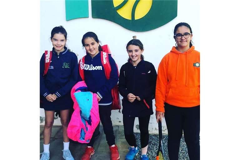 RESULTS TENNIS TEAMS WEEKEND FEBRUARY 1 MARCH