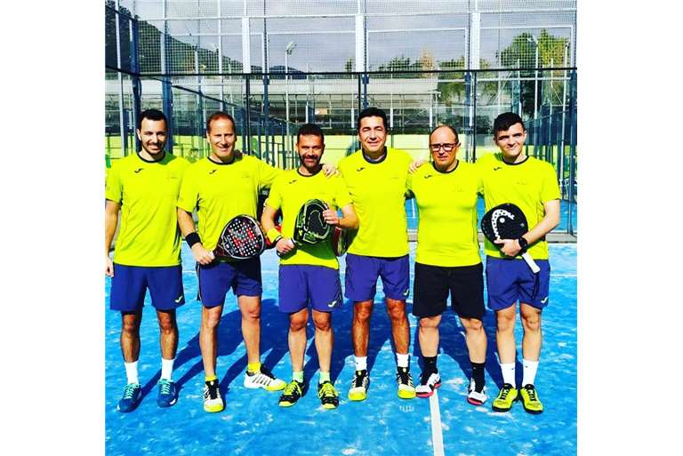 RESULTS EQUIPMENT PADEL WEEKEND FEBRUARY 8 and 9