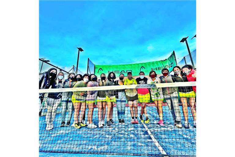 RESULTS EQUIPMENT PADEL WEEKEND 1 AND FEBRUARY 2 CATALAN LEAGUE.