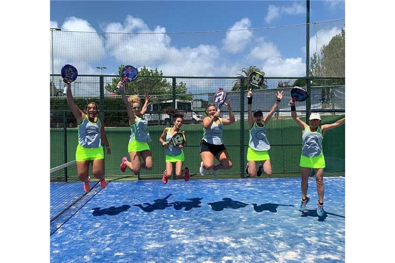 RÉSULTATS PADEL TEAMS WEEKEND 27-28 JUIN ET 4-5 JUILLET - LIGUE CATALANE.