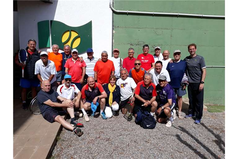 INTERCLUB DE VETERANS AL CT MALGRAT